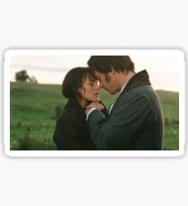 Pride & Prejudice - [Click to see other items with this design] Sticker