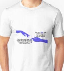 Masks - Shel Silverstein Unisex T-Shirt