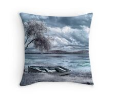 Valium Skies Throw Pillow