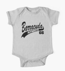 66 Plymouth Barracuda Kids Clothes