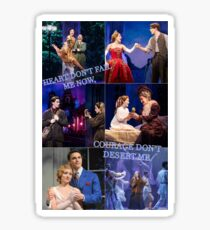 Journey To The Past - Anastasia Sticker