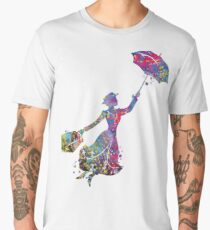 Mary Poppins Men's Premium T-Shirt