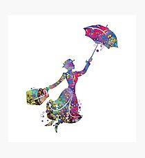 Mary Poppins Fotodruck