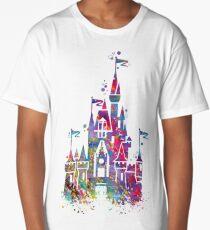 Princess Castle  Long T-Shirt