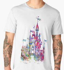 Princess Castle  Men's Premium T-Shirt