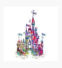 Princess Castle  Photographic Print