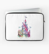 Princess Castle  Laptop Sleeve