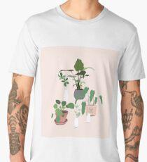 Plant Party Men's Premium T-Shirt