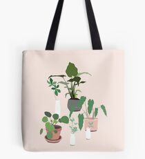 Plant Party Tote Bag