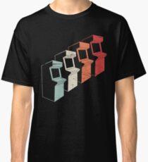 Vintage 80s Arcade Machines Classic T-Shirt