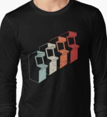 Vintage 80s Arcade Machines T-Shirt