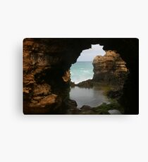 Grotto Canvas Print