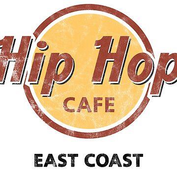 Hip Hop Cafe - East Coast by cl0udy1