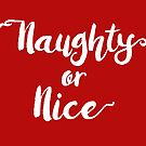 Naughty or Nice by Patricia Lupien