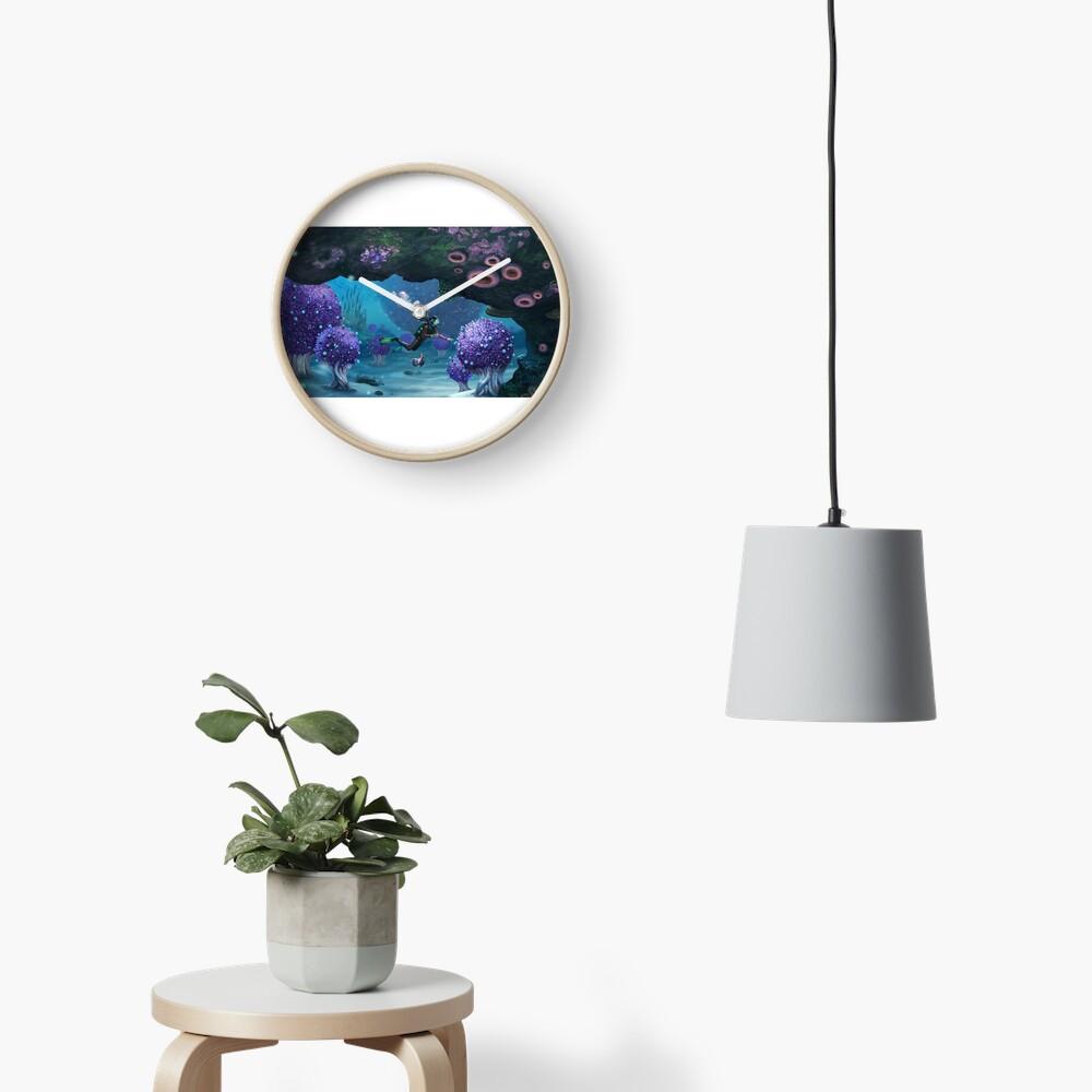 Subnautica Reloj