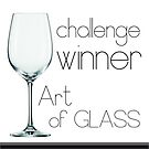 Art of Glass - Challenge Win by wildpatchouli