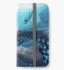 Subnautica iPhone Wallet/Case/Skin