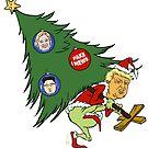 Wie der Trump Weihnachten stahl von Chris Geocos