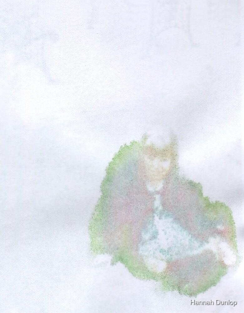 Sitting by Hannah Dunlop