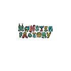 Monsterfabrik-Logo von Freshfroot