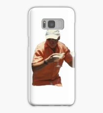 James Samsung Galaxy Case/Skin