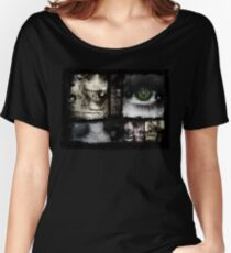 macabre mixture Women's Relaxed Fit T-Shirt