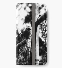 Sparrow Fence iPhone Wallet/Case/Skin