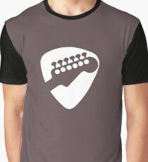 Guitar Bass Head Rock Vintage T-shirt Graphic T-Shirt
