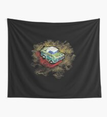 Jalopy: Pop Toys Collection Wall Tapestry