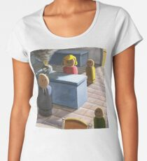Sunny Day Real Estate- Diary Women's Premium T-Shirt