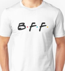 Best Friends Forever - BFF Unisex T-Shirt