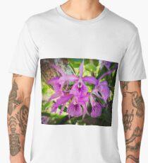 Orchid Men's Premium T-Shirt