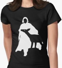 Snape Doe Women's Fitted T-Shirt