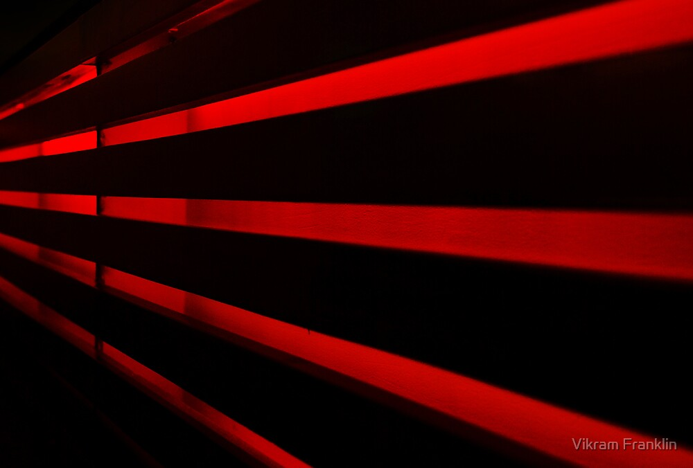 Night lights by Vikram Franklin