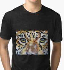 Visions of the Jaguar People Tri-blend T-Shirt