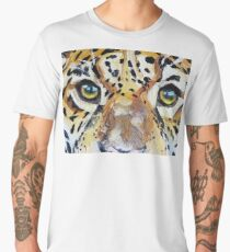 Visions of the Jaguar People Men's Premium T-Shirt
