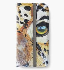 Visions of the Jaguar People iPhone Wallet/Case/Skin