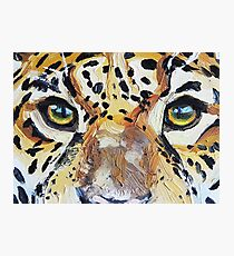 Visions of the Jaguar People Photographic Print