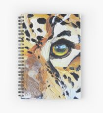 Visions of the Jaguar People Spiral Notebook