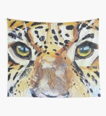 Visions of the Jaguar People Wall Tapestry