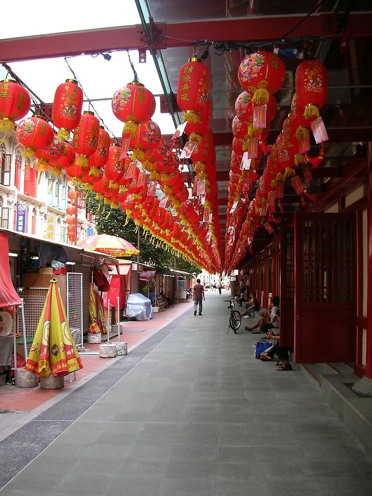 red lanterns by missv