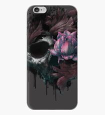 Death Blooms iPhone Case