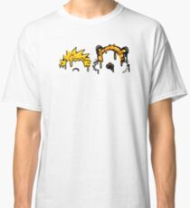 Calvin & Hobbes Grime Classic T-Shirt