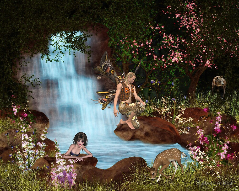 Eden by Barbara A. Boal