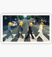 21st Century Abbey Road Sticker
