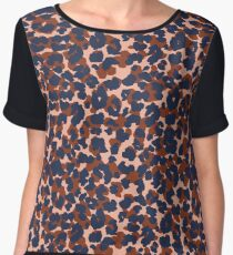 Animal Chiffon Top