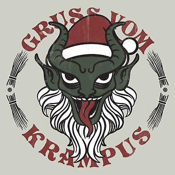 Gruss Vom Krampus by angrymonk