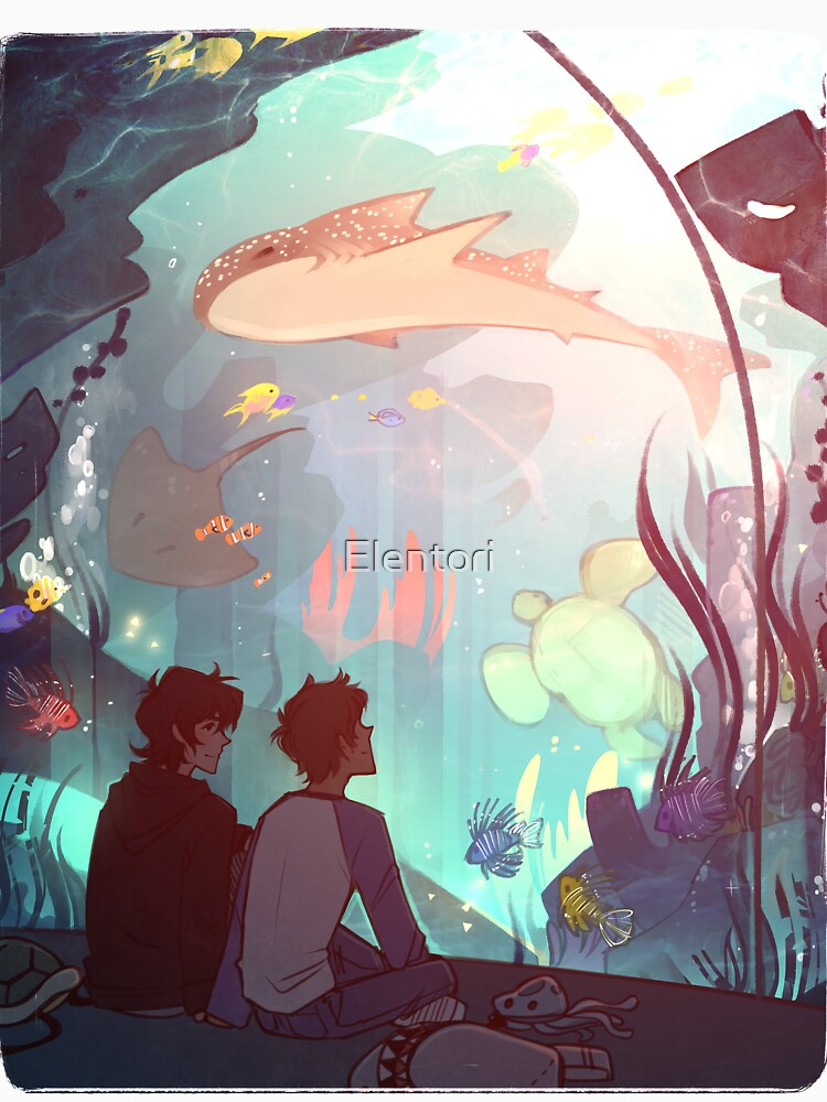 Saltwater Room by Elentori