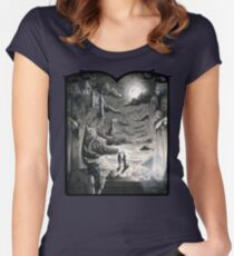 Annabel Lee Women's Fitted Scoop T-Shirt