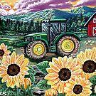 the farm life by LoreLeft27